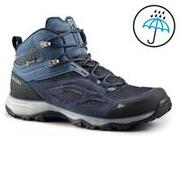 Men's Hiking Shoes (WATERPROOF) MH100 - Blue