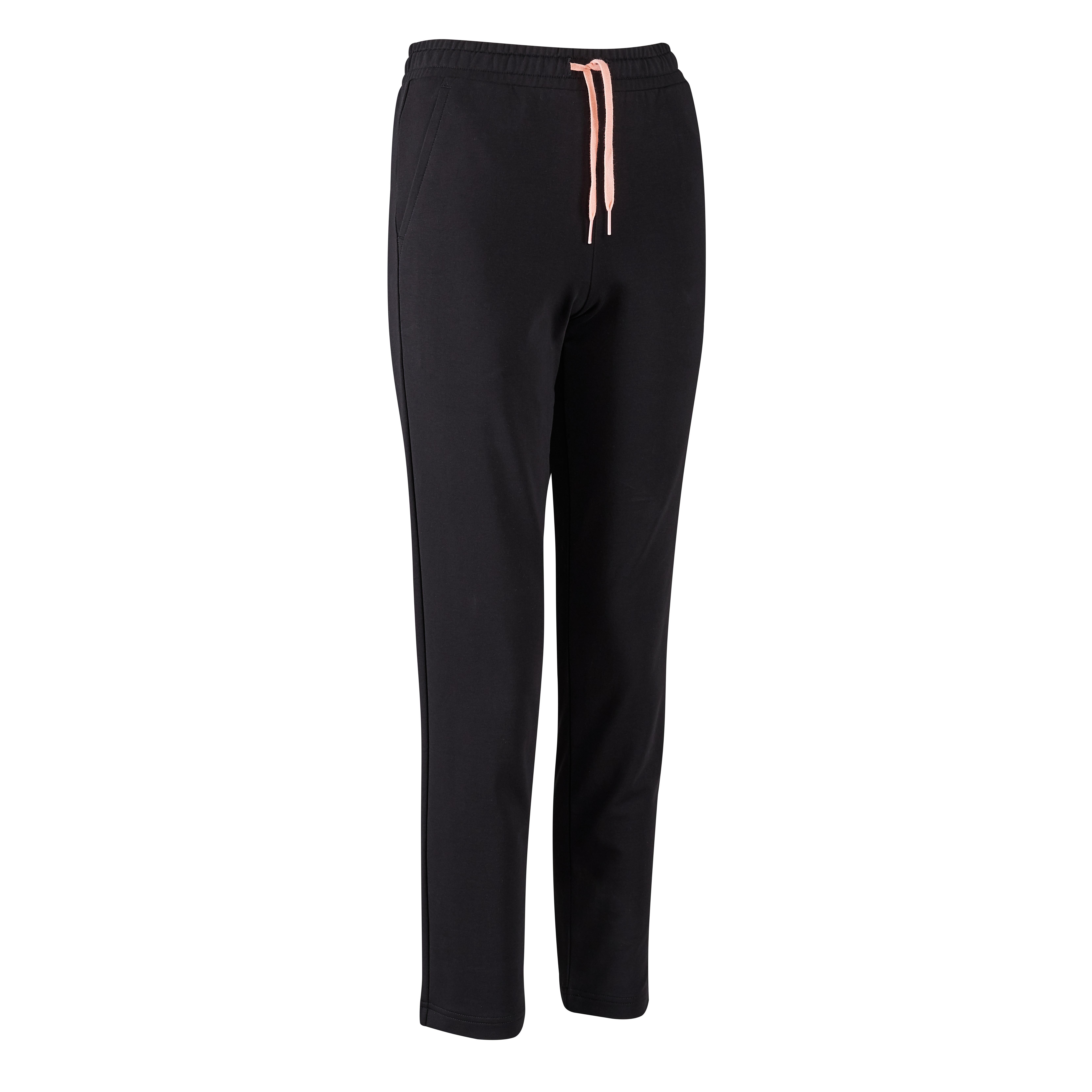 Pantalon de trening negru fete la Reducere poza
