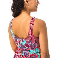 Women's Swimming 1-piece Tankini Swimsuit Heva - Hot Red