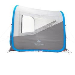 Shelter met deuren Air Seconds XL 6 personen SPF30 grijs - 193055