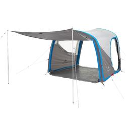Séjour de camping gonflable BASE AIR SECONDS XL | 6 Personnes