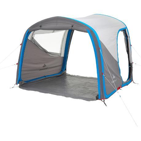 s jour de camping air seconds base xl 6 personnes quechua. Black Bedroom Furniture Sets. Home Design Ideas