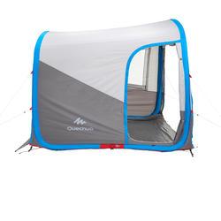 Shelter met deuren Air Seconds XL 6 personen SPF30 grijs - 193060