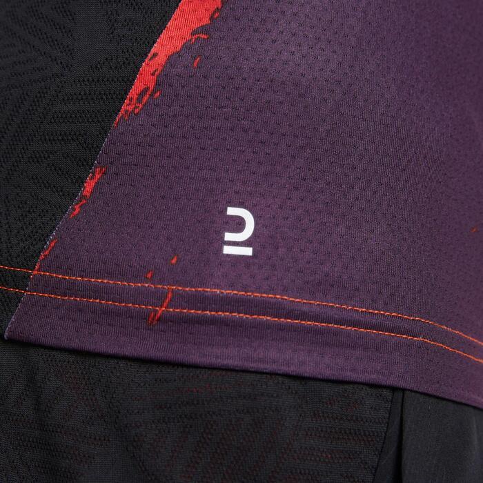 T-SHIRT 990 M DARK RED