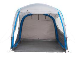 Shelter met deuren Air Seconds XL 6 personen SPF30 grijs - 193062