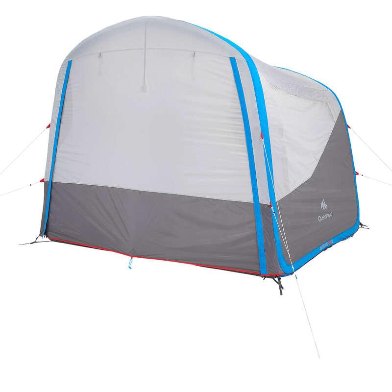 PIESE SEPARATE CORT FAM/SEJUR /BAZĂ Drumetie, Trekking - Supratentă AIR BASE XL QUECHUA - Camping