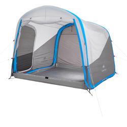 Shelter met deuren Air Seconds XL 6 personen SPF30 grijs - 193067