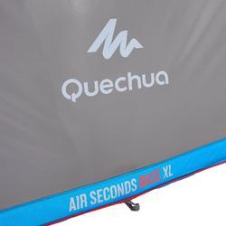 Aufenthaltszelt Air Seconds XL aufblasbar mit Boden 6 Personen
