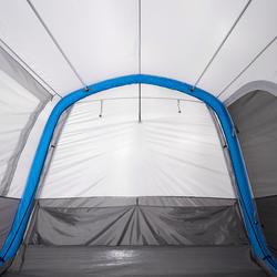 Shelter met deuren Air Seconds XL 6 personen SPF30 grijs - 193072