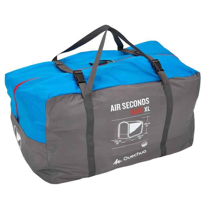 Aufenthaltszelt aufblasbar mit Boden Air Seconds Base Gr. XL für 6 Personen