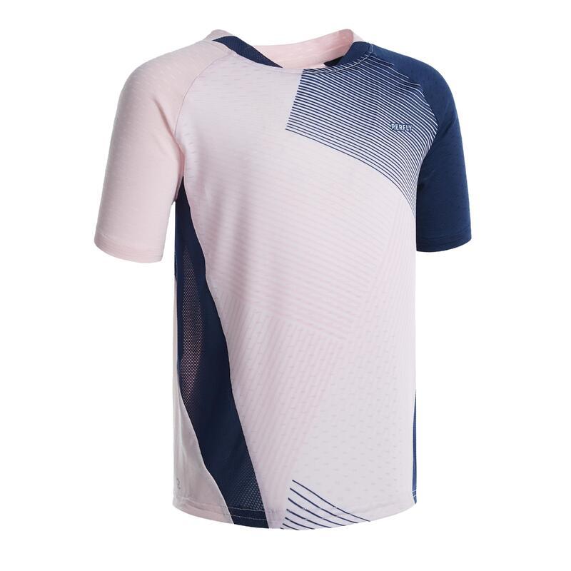 T-Shirt 560 JR - Rose/Marine