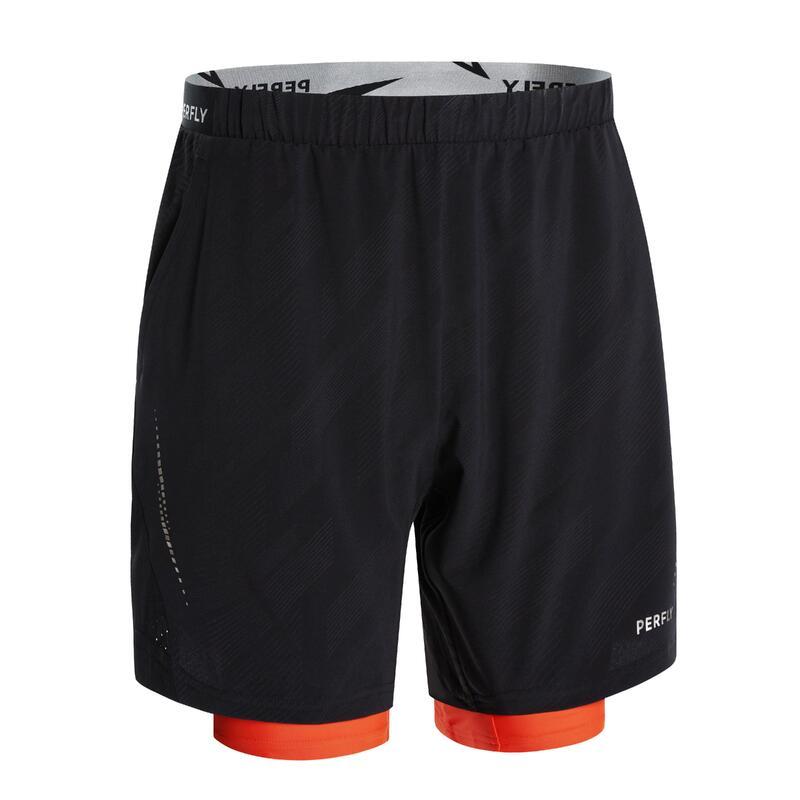 Short 990 Homme - Noir