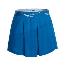Calções de Badminton 900 Mulher Azul