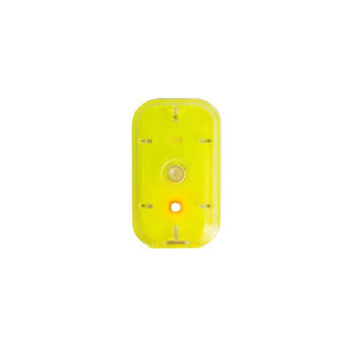 ECLAIRAGE VELO LED VIOO CLIP 500 AVANT/ARRIERE USB - 19311