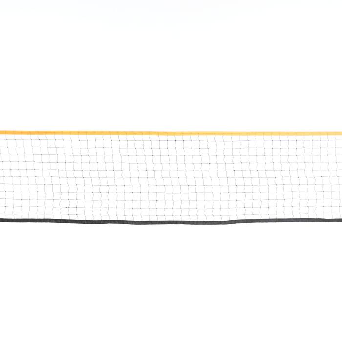3 M BADMINTON EASY NET ORANGE POP