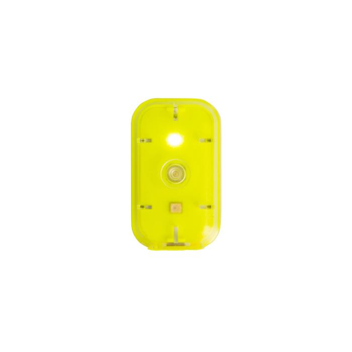ECLAIRAGE VELO LED VIOO CLIP 500 AVANT/ARRIERE USB - 19312