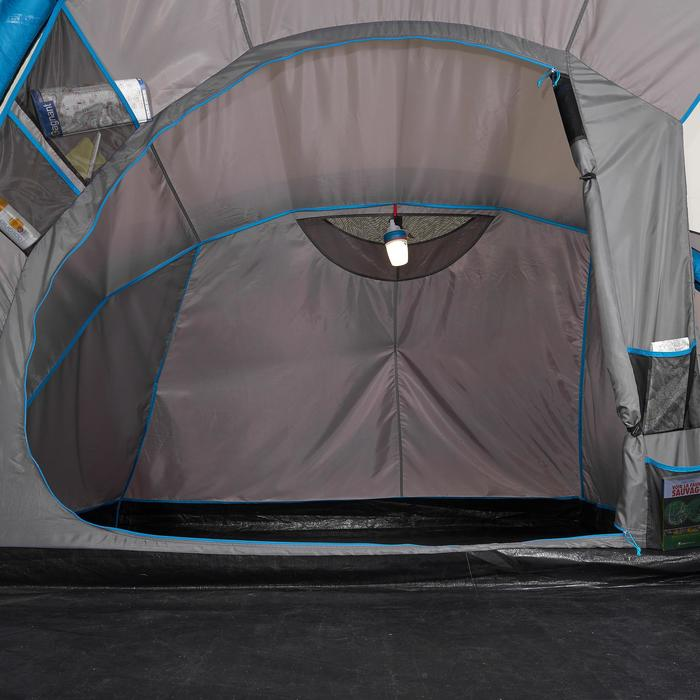 SLAAPCOMPARTIMENT VOOR QUECHUA-TENT AIR SECONDS FAMILY 4.2 XL