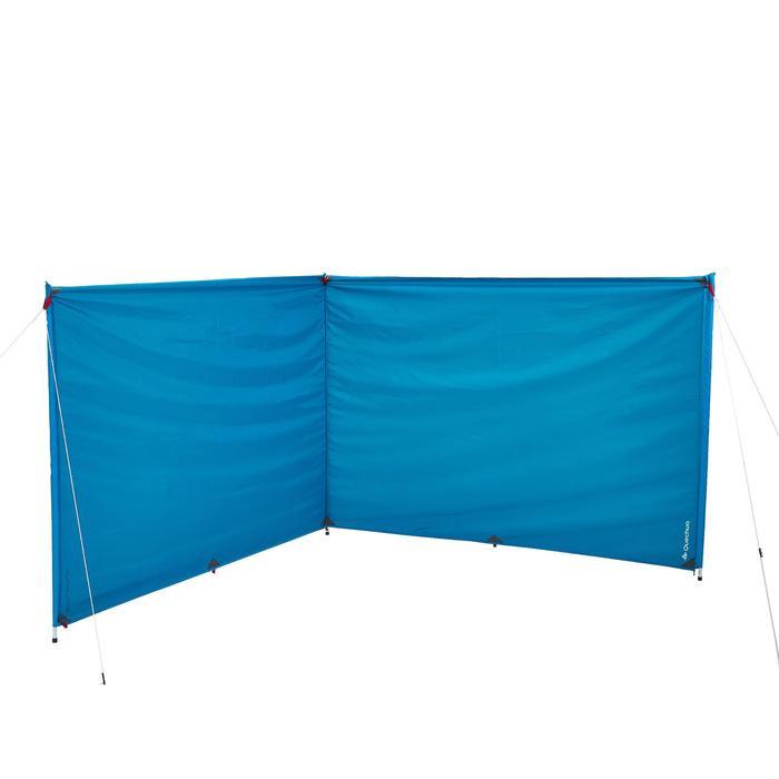 Windscherm camping