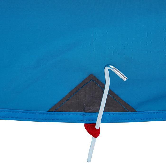 Quechua Windschutz blau