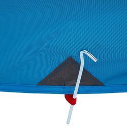 Paraviento Quechua Azul Quechua Decathlon