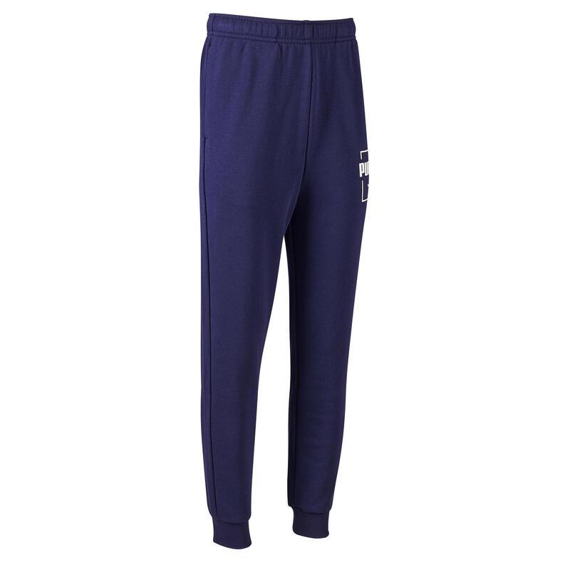 Pantalon de survêtement léger et chaud Marine