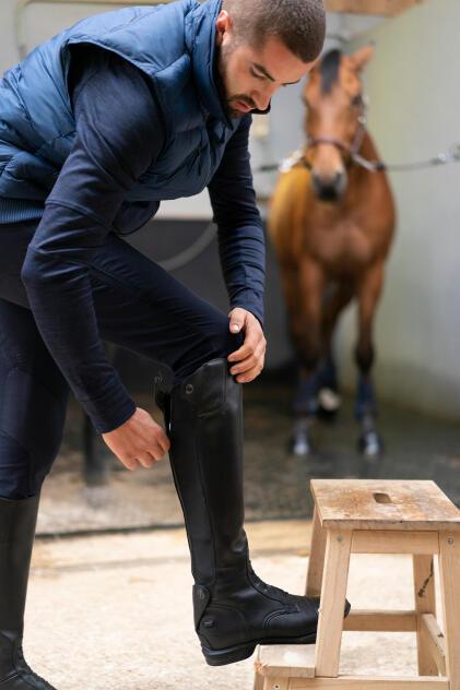 bottes-équitation-homme-hiver