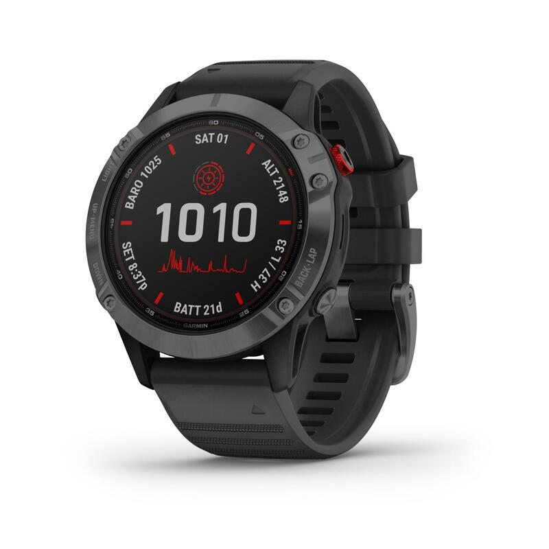 Montres GPS et cardio Garmin