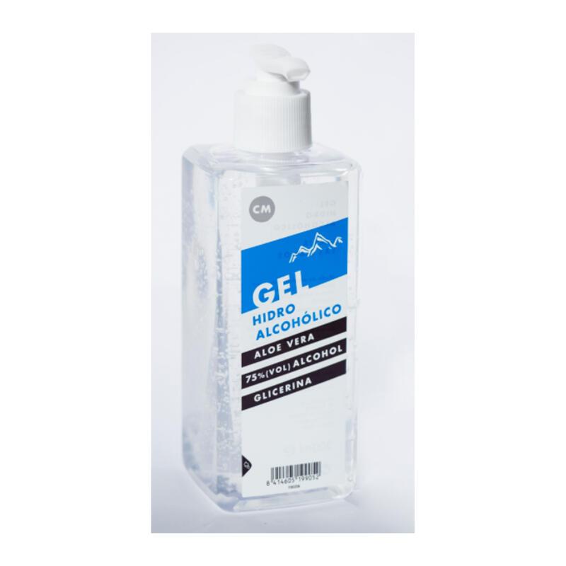 Gel higienizante hidroalcohólico con Glicerina y Aloe Vera, 75% alcohol 300 ml