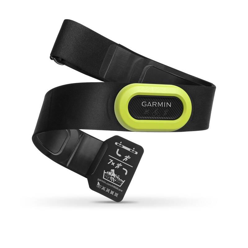 BĚŽECKÉ GPS HODINKY Běh - HRUDNÍ PÁS HRM PRO GARMIN - Běžecká elektronika