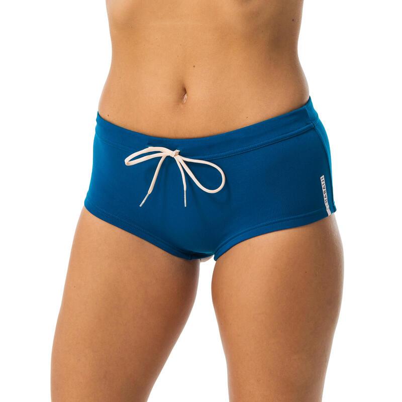 Costume pantaloncino Acquafitness donna MEG azzurro