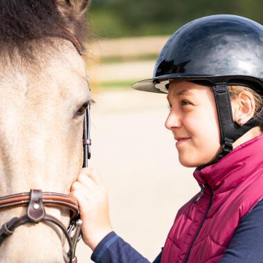 Come scegliere un cap equitazione