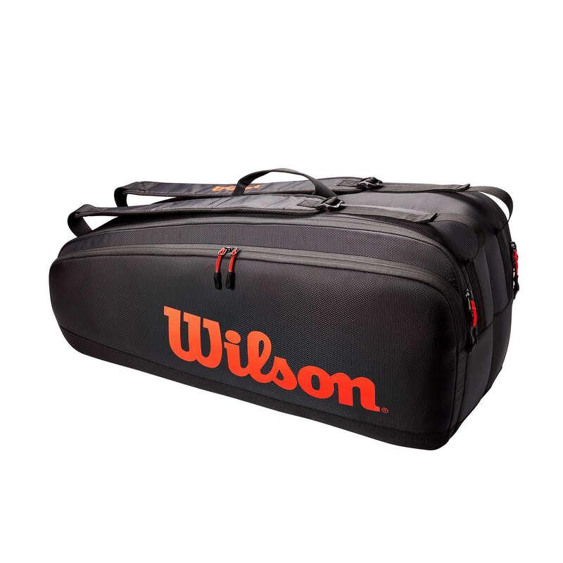 ÜTŐSSPORT TÁSKÁK Squash, padel - Tenisztáska Tour 6 PK WILSON - Padel