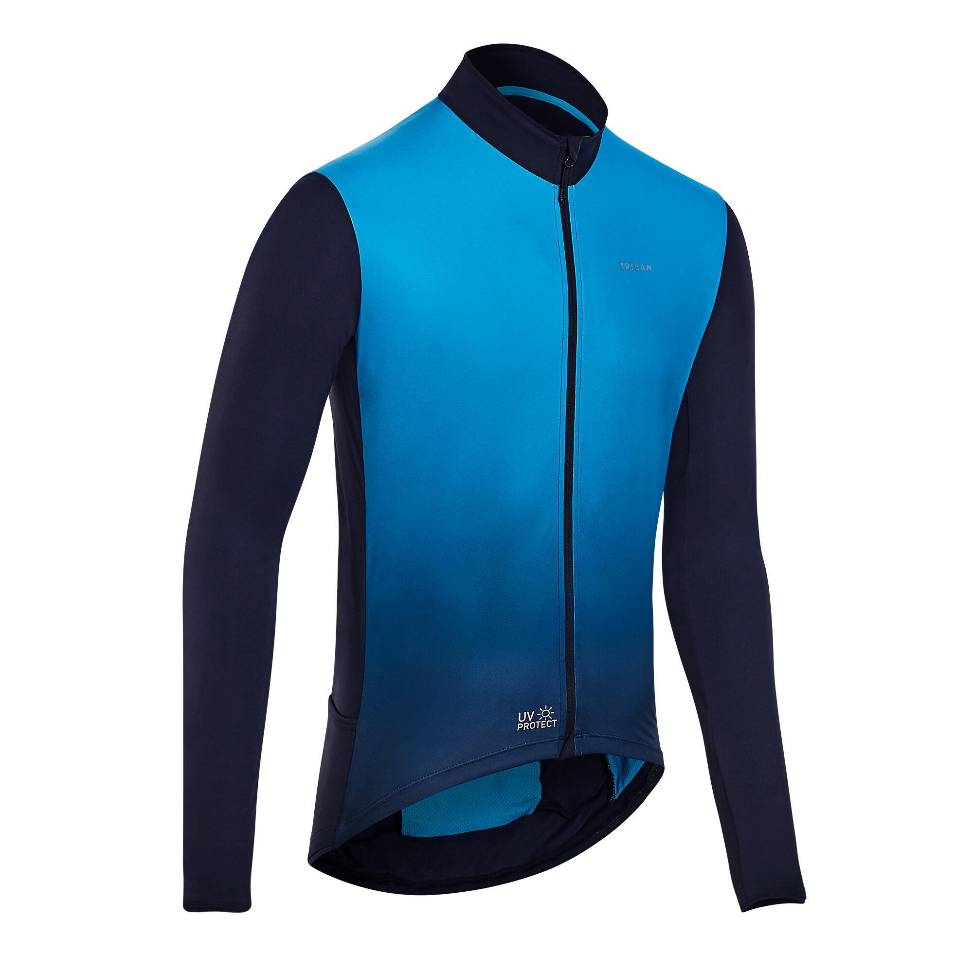 Bluză ciclism anti-UV RC 500 imagine