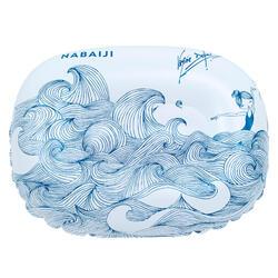 Bidón inflable de natación sincronizada artística, por Virginie Dedieu
