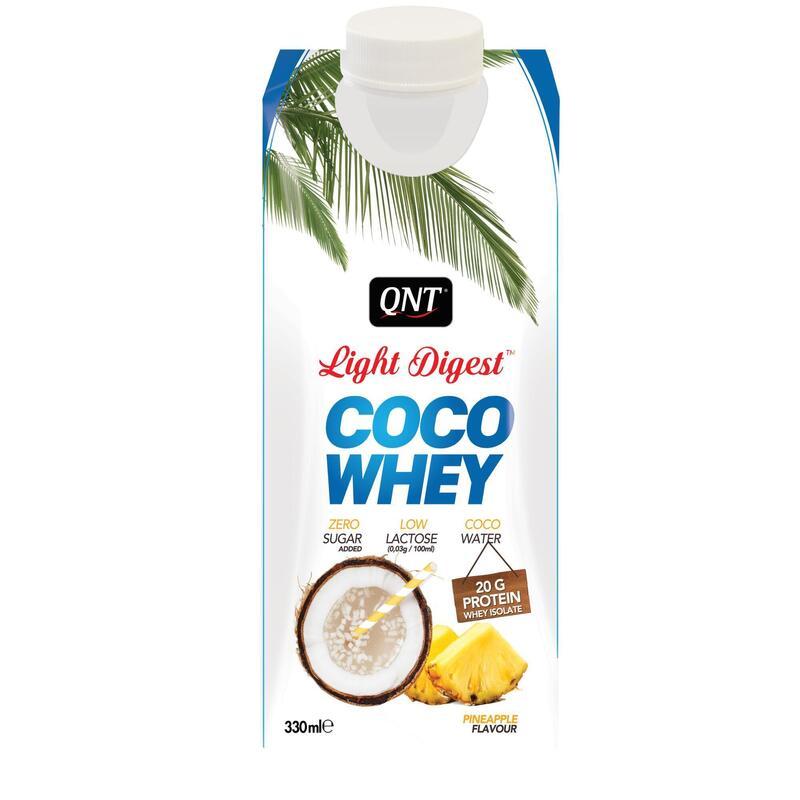 QNT COCO WHEY 330ML