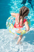 КУПАЛЬНИКИ, ПЛАВКИ ДЛЯ МАЛЫШЕЙ Плавание в бассейне - Купальник для девочек NABAIJI - Купальники