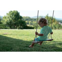UV-Shirt kurzarm Babys/Kleinkinder hellgrün