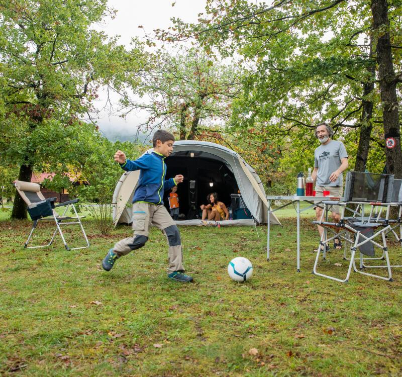 Checklist du materiel pour partir en camping