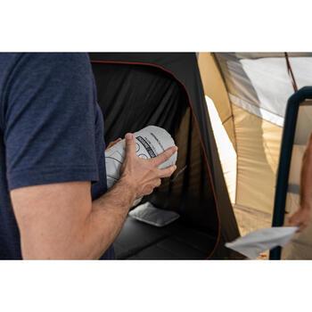 Camping-Kopfkissen Reisekissen Komfort beige