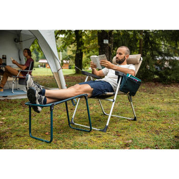 Camping leg rest - compatible with all our armchairs and chairs