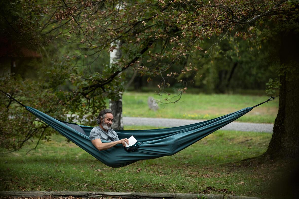 hammock nature gift friends camping