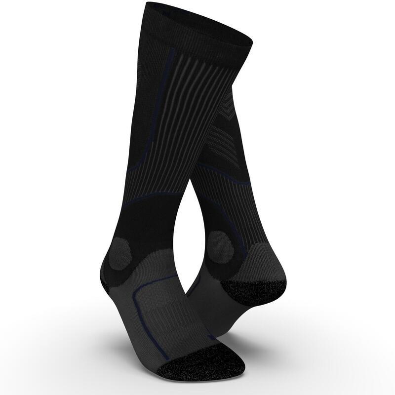 Machons et chaussettes compression