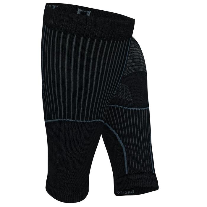 MANCHONS DE COMPRESSION RUNNING NOIRS