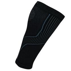 Beinlinge Kompression Laufen schwarz