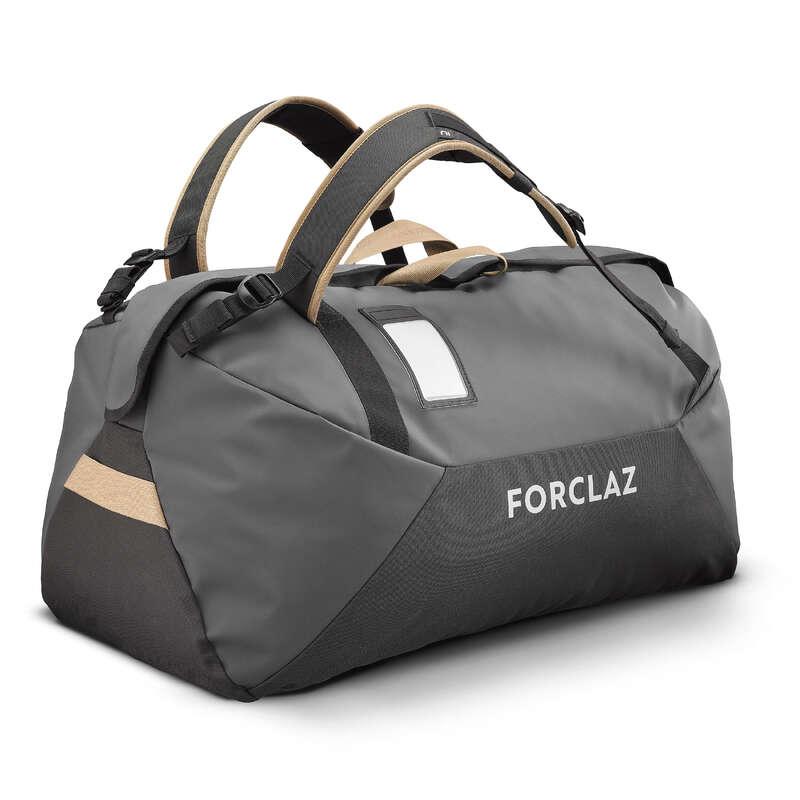 Utazó táskák - UTAZÓTÁSKA DUFFEL 100, 100 L FORCLAZ
