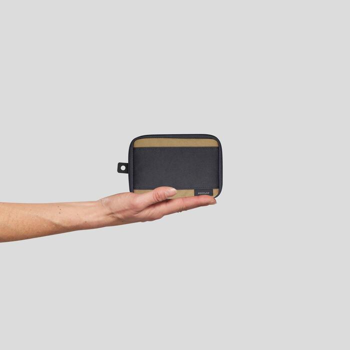 小型健行旅行整理包-TRAVEL-棕色