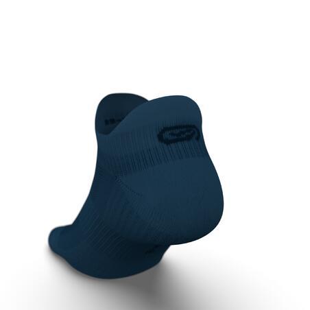 INVISIBLE COMFORT RUNNING SOCKS 2-pack - DARK BLUE