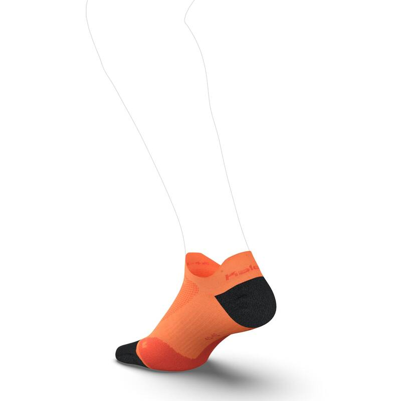 BĚŽECKÉ PONOŽKY DOSPĚLÍ Atletika - NÍZKÉ PONOŽKY KIPRUN FINE KIPRUN - Atletické boty a tretry