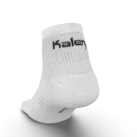 Running Socks Run 100 3-Pack - white