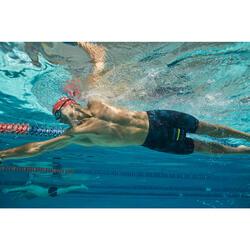 Pull buoy voor zwemmen 500 maat M zwart/geel